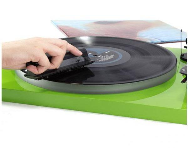Brosse de nettoyage Flux-HiFi Vinyl Brush