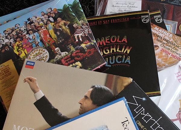 Disques vinyles Pro-Ject