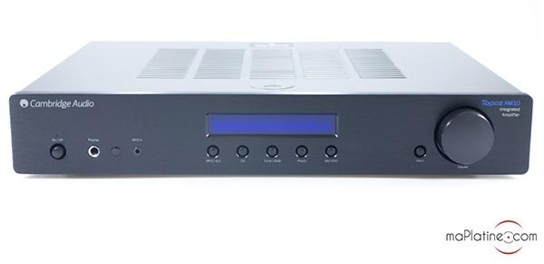 Amplificateur intégré Cambridge Audio Topaz AM10