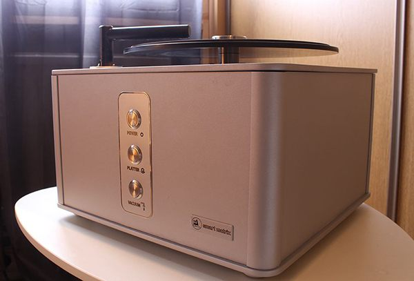 Machine à laver les disques vinyles Clearaudio Smart Matrix Pro
