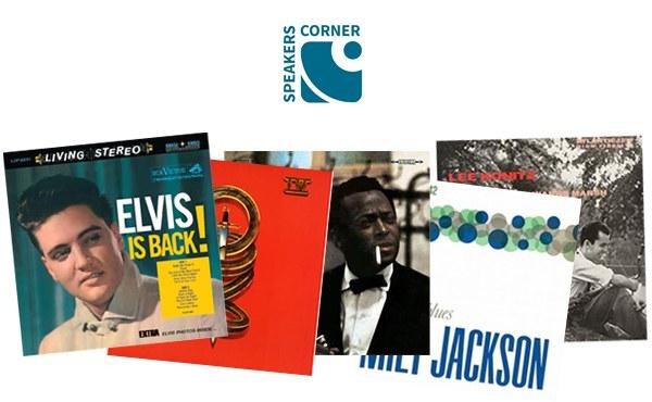 Disques vinyles Speakers Corner