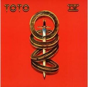 Disque vinyle Speakers Corner - Toto IV
