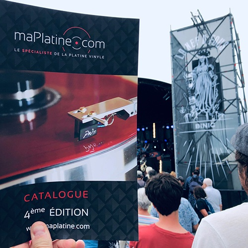 maPlatine.com au Festival Binic Folks Blues Festival 2019