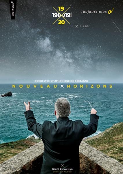 Saison 2019/2020 de l'Orchestre Symphonique de Bretagne