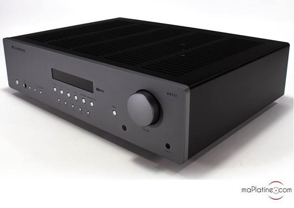 Amplificateur intégré Cambridge Audio AX R85