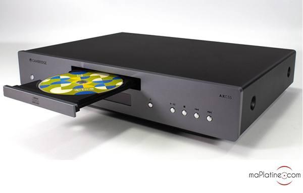 Lecteur CD Cambridge Audio AX C35
