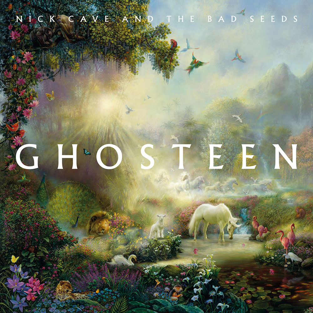 Album Ghosteen de Nick Cave and The Bad Seeds