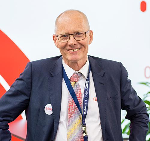 Christen H. Nielsen, PDG d'Ortofon