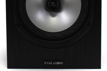 Arrivée des enceintes Hi-Fi Fyne Audio