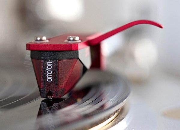 Cellule MM Ortofon 2M Red