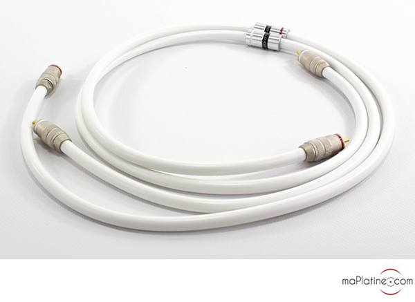 Câble de modulation Viard Audio Silver HD12 RCA