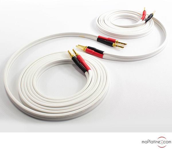 Câbles haut-parleurs Viard Audio Premium HD HP
