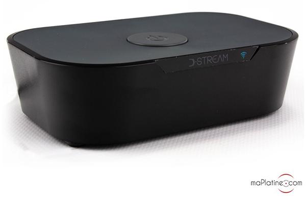 Lecteur réseau NuPrime D-Stream Primo HD