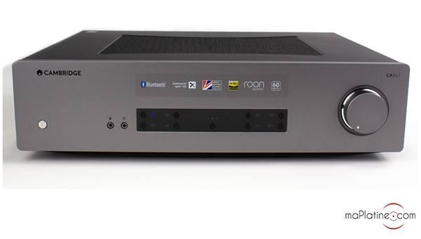 Amplificateur intégré Cambridge Audio CXA61