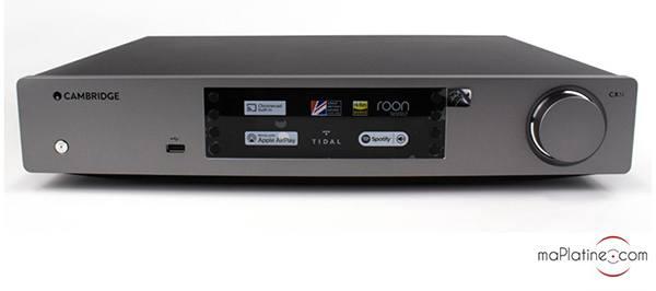 Lecteur réseau Cambridge Audio CXN V2