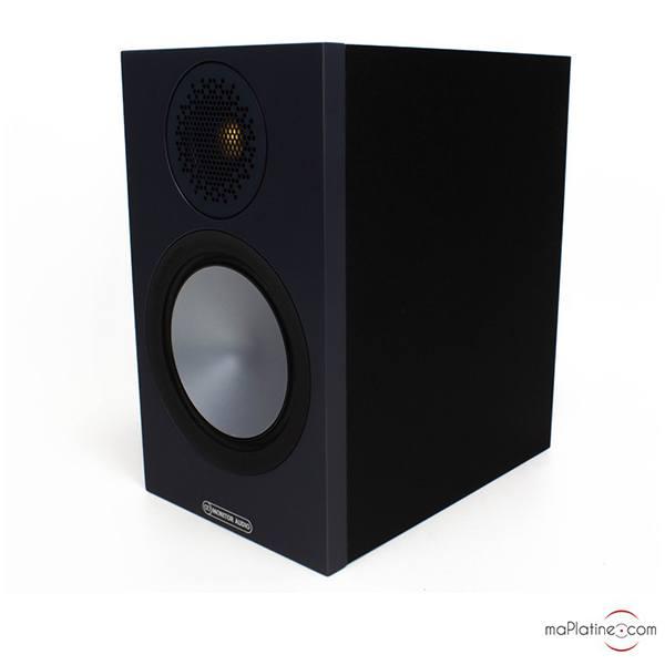 Enceintes de bibliothèque Monitor Audio Bronze 50