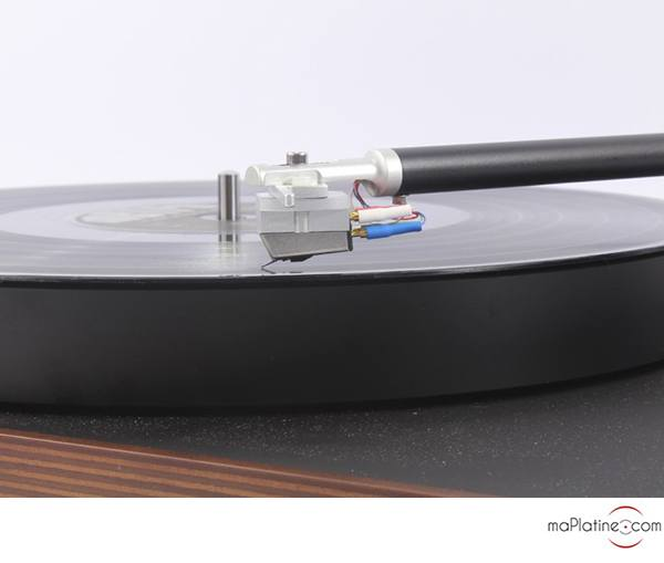 Platine vinyle Clearaudio Concept MM WOOD