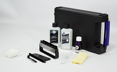 Coffret d'entretien Clearaudio Care Kit Pro