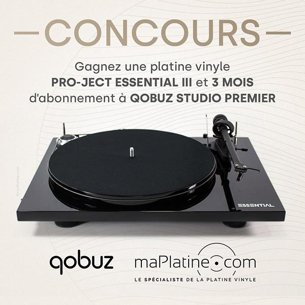Concours Qobuz et maPlatine.com - 2021