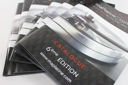 6ème édition du catalogue maPlatine.com