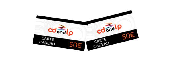Lots CDandLP - Jeu concours du Printemps 2021 maPlatine.com