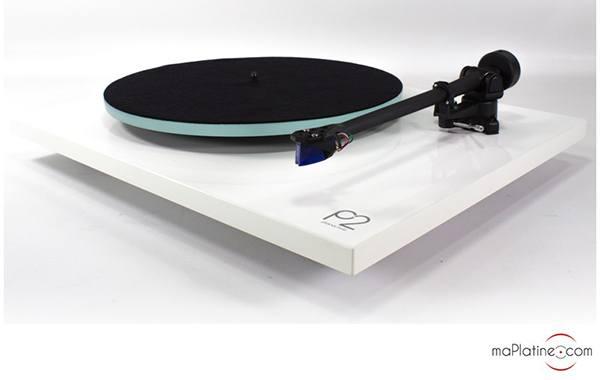 Platine vinyle Rega Planar 2 - 2M Blue SE
