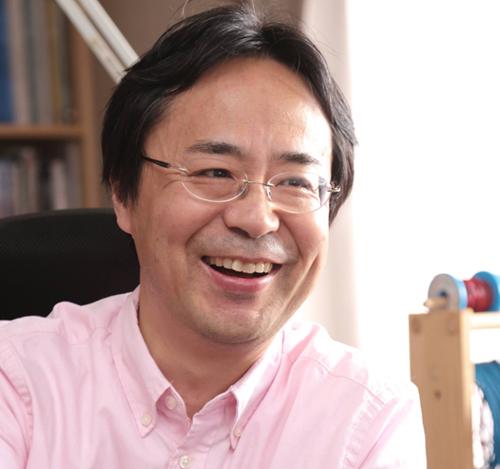 Shinobu Karaki, fondateur de la marque Aurorasound
