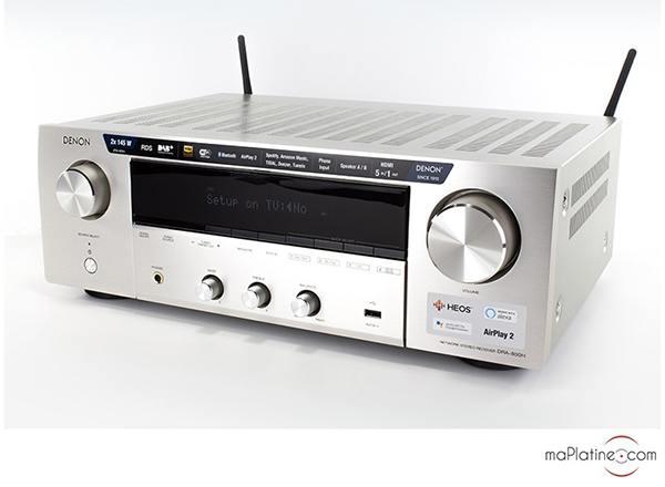 Amplificateur Denon DRA-800H