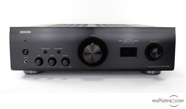 Amplificateur intégré Denon PMA-1600NE