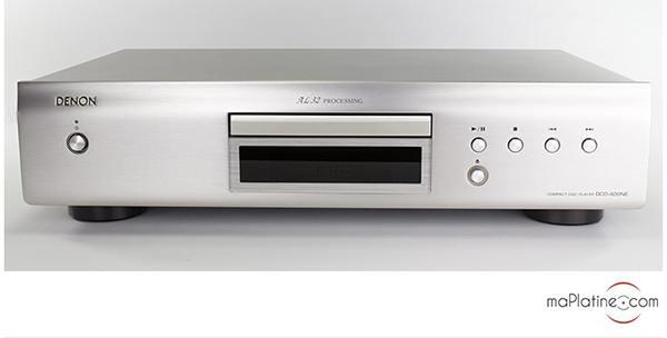 Lecteur CD Denon DCD-600NE