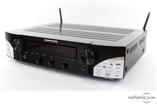 Amplificateur connecté Marantz NR1200