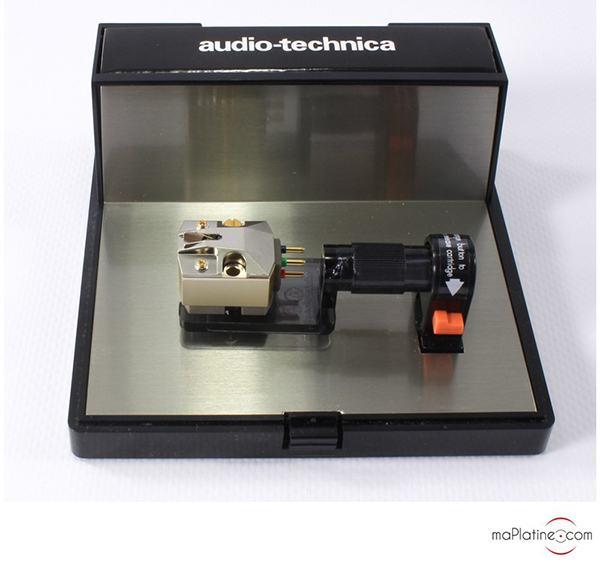 Cellule MC Audio Technica AT-33 SA