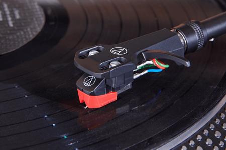 Les différentes gammes de cellules phono Audio-Technica