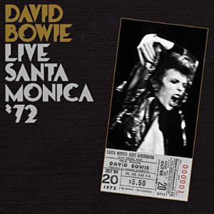 David Bowie - Live Santa Monica 72
