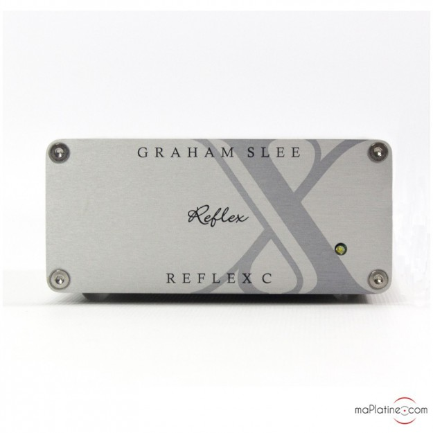 Préamplificateur phono MC GRAHAM SLEE Reflex C