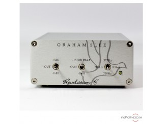 Préamplificateur phono MC GRAHAM SLEE Revelation C