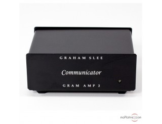 Préamplificateur phono MM GRAHAM SLEE Gram Amp2 Communicator