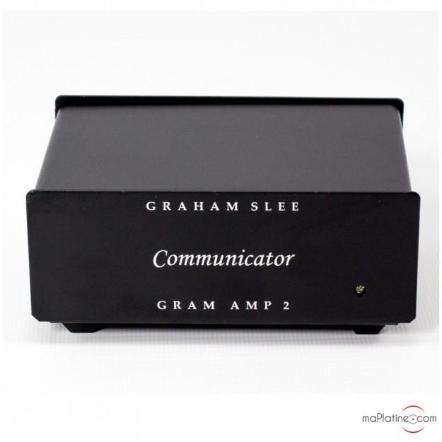 Préamplificateur phono MM GRAHAM SLEE Gram Amp2 Communicator