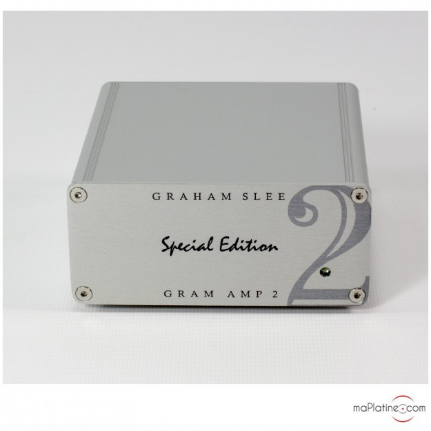 Préamplificateur phono MM GRAHAM SLEE Gram Amp2 Special Edition