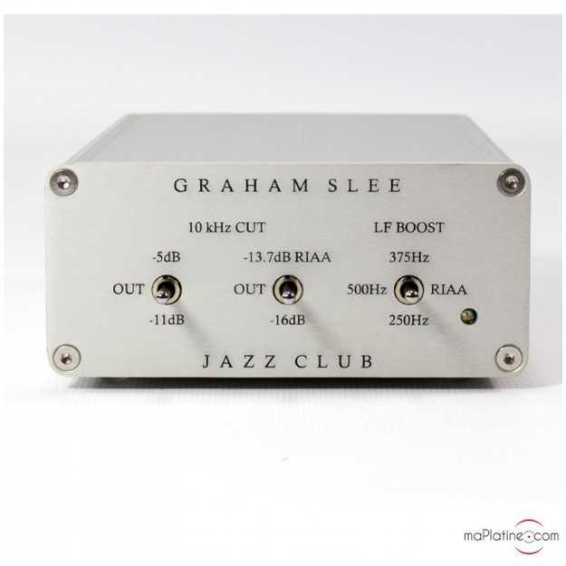 Préamplificateur phono MM GRAHAM SLEE Jazz Club