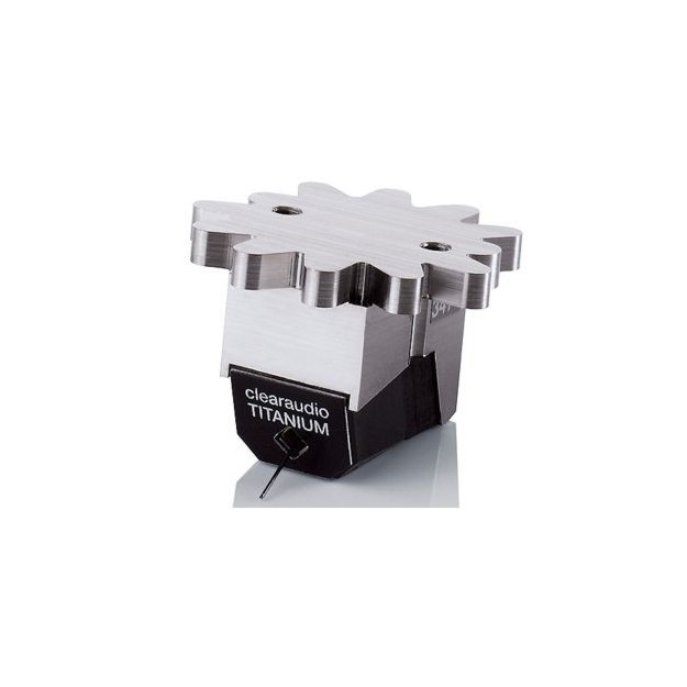 Clearaudio Titanium V2 MC Cartridge