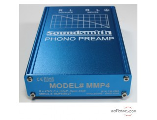 SoundSmith MMP-4 preamplifier