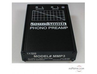 SoundSmith MMP-3 preamplifier