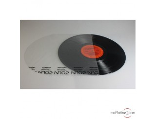 Nagaoka N-102 antistatic record sleeve (Packs of 50)