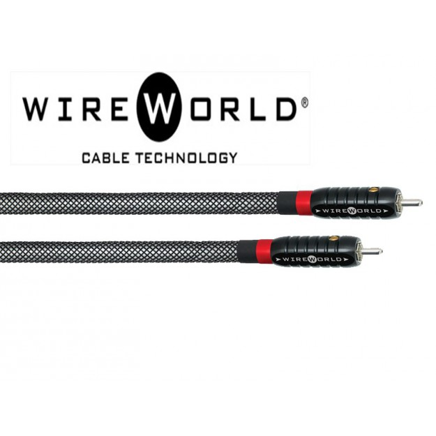 Wireworld Silver Eclipse 8 Interconnect cable
