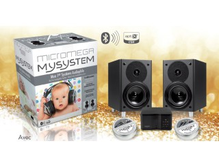 Pack Micromega MySystem