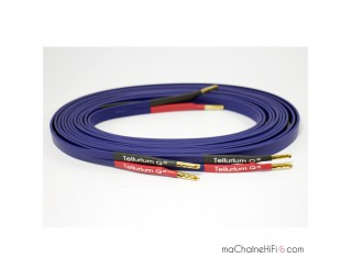 Câbles Haut-Parleurs Tellurium Blue
