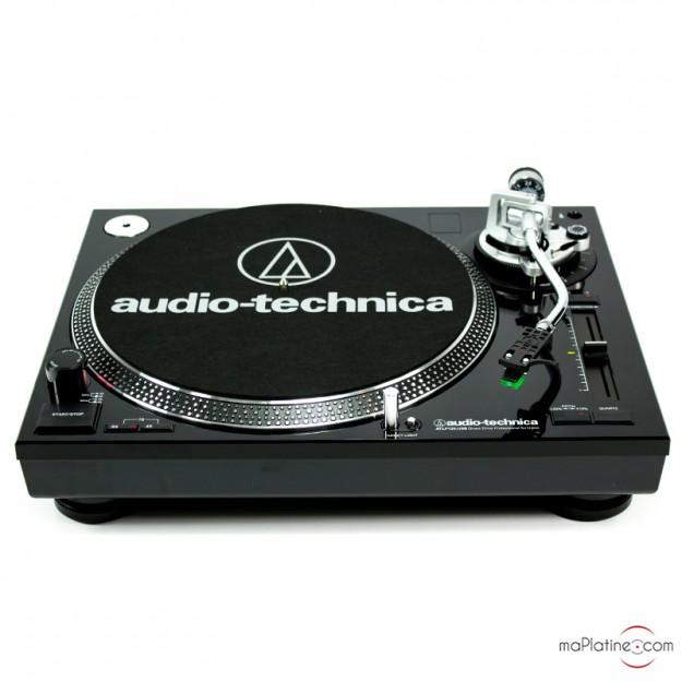 Audio technica at lp120 usb hc turntable - Ampli platine vinyle ...
