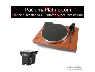 Platine vinyle Pro-Ject X-Tension 9 - Ortofon Super Pack Edition
