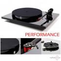REGA Planar 1 Performance Pack turntable - Black